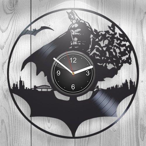 Comics Marvel, Devoluciones Del Logotipo De Batman, Reloj De