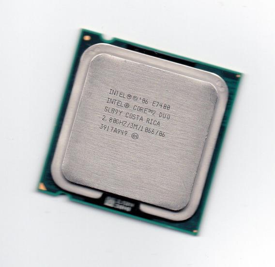 Processador Intel Core 2 Duo E7400 2.80ghz Lga 775 Fsb 1066