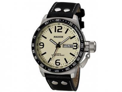 Relógio Magnum Masculino Analógico Ma31542