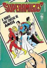 Superamigos N: 17 - A Morte Nas Cartas D Victor Civita