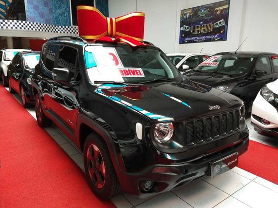 Jeep Renegade Sport 1.8 Aut. - Baixa Km Suv 2019