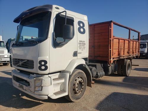 Imagen 1 de 10 de Camión Volvo Vm60 4x2 C/ Caja Cerealera Año 2006