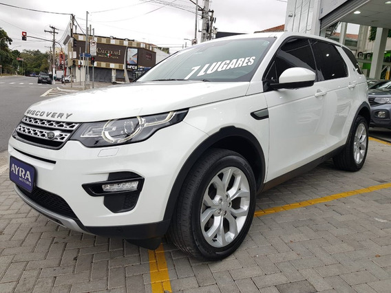Land Rover Discovery Sport Hse 2.0 4x4 Aut. 2015/2015