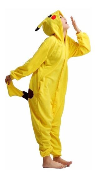 Pijama Pikachu Picachu Cosplay Kigurumi
