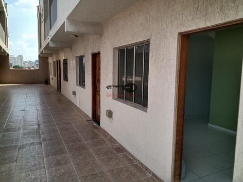 Imagem 1 de 8 de Sobrado 2 Dormitórios Com Vaga - 63912