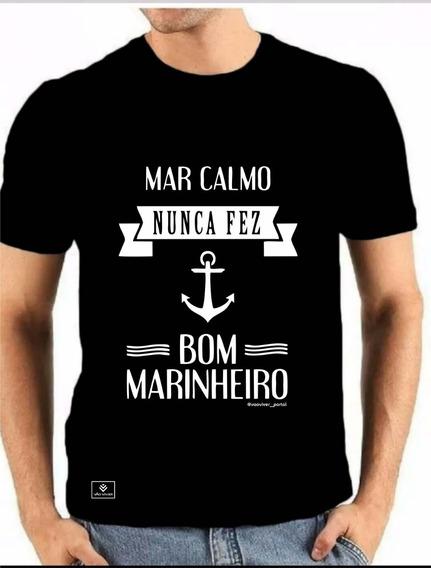 Camiseta Blusa Masculina Vão Viver Moda 2018