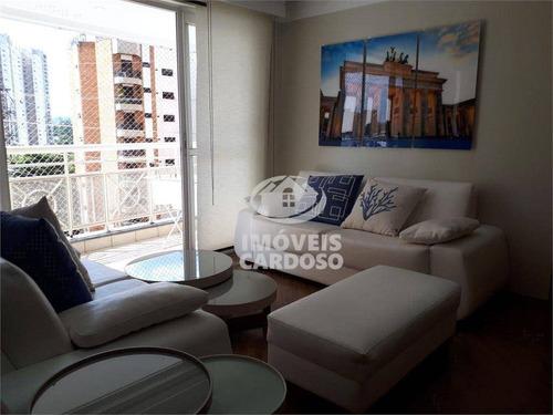 Apartamento Com 3 Dormitórios À Venda, 125 M² Por R$ 1.345.000 - Vila Leopoldina - São Paulo/sp - Ap18547