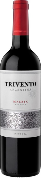 Trivento Reserve Vino Tinto Malbec 750 Ml