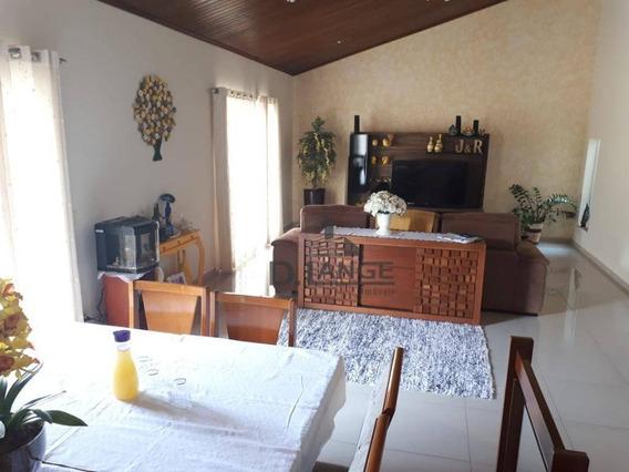 Casa À Venda, 228 M² Por R$ 680.000,00 - Loteamento Parque São Martinho - Campinas/sp - Ca12143