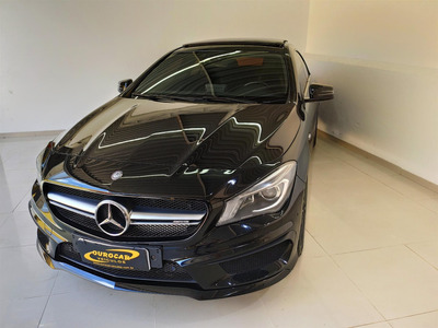 Mercedes-benz Cla 45 Amg 2.0 16v Turbocharged Gasolina 4p