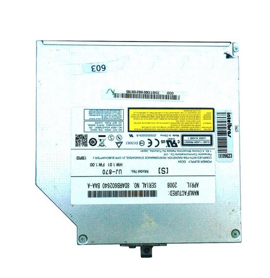 Gravador Dvd Notebook Intelbras I61 Uj-870 #603