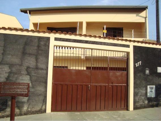 Casa Residencial À Venda, Jardim Yeda, Campinas. - Ca0261