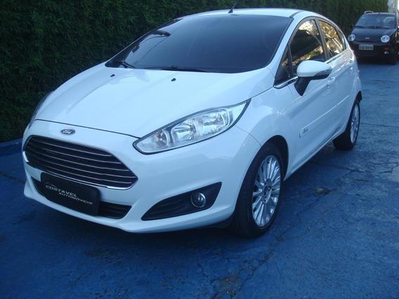 Ford Fiesta Titanium 1.6 Ano 2014