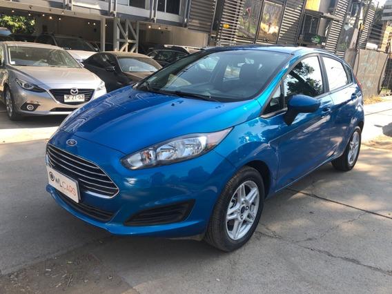 Ford Fiesta 1.6 2017
