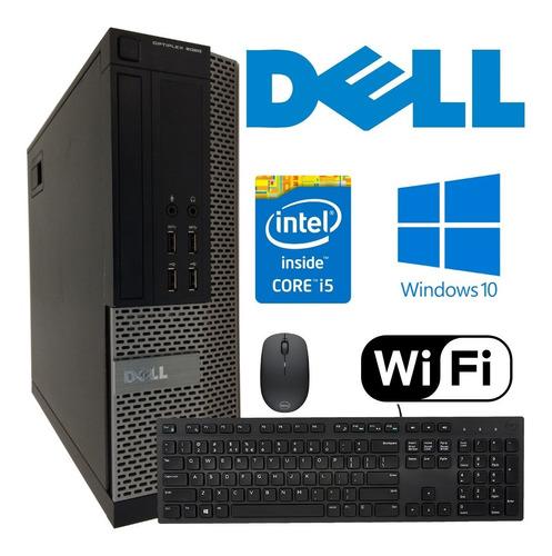 Imagem 1 de 5 de Computador Cpu Dell 9020 Intel I5 4º Geração 8gb Ssd 120gb