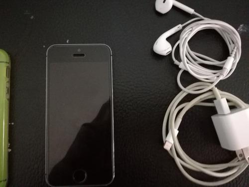 iPhone 5s (gris Espacial), 16 Gb En Perfecto Estado!
