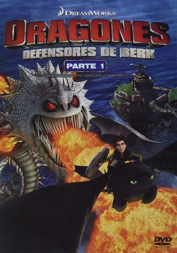 Dragones Defensores De Berk Parte 1 Uno Dvd