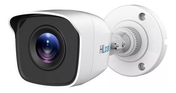 Câmera Hilook Hd Bullet 4mp 2.8mm 20m Ip66 Plas Thc-b140-p