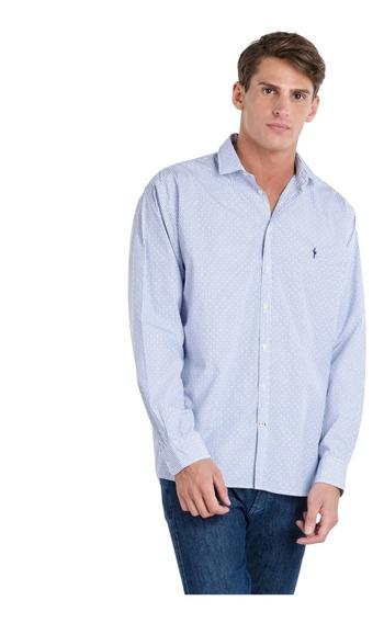 Camisa Cardon C/palermo Cc Pop/r. Hombre