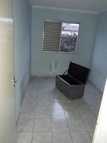 Imagem 1 de 17 de Apartamento Em Condomínio Padrão Para Venda No Bairro Jardim Três Marias, 2 Dorm, 0 Suíte, 1 Vagas, 52 M.ap0917 - Ap0917