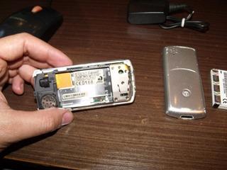 Celular Motorola C350