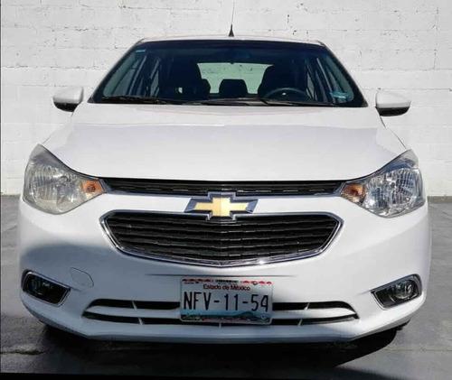 Imagen 1 de 10 de Chevrolet Aveo 2018 4p Ltz L4/1.5 Man
