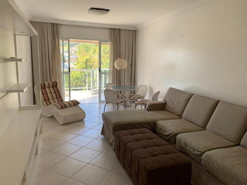 Imagem 1 de 21 de Apartamento Semi Mobiliado Na Beira Mar - Ap5954