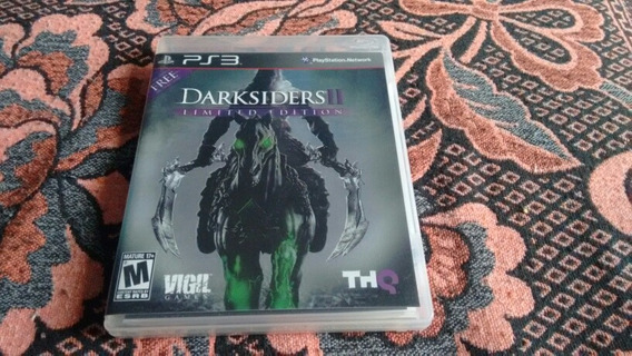 Darksiders 2 Limited Edition Ps3