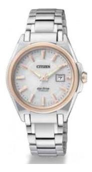 Reloj Original Dama Marca Citizen Modelo C060281