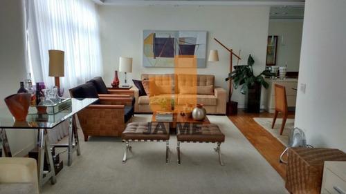 Apartamento Para Venda No Bairro Higienópolis Em São Paulo - Cod: Bi2936 - Bi2936