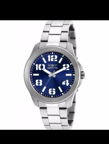 Relógio Invicta Specialty Prata Original