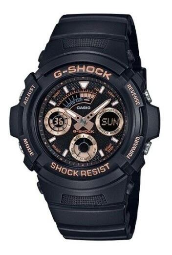 Relógio Casio G Shock Aw591gbx-1a4dr. N Fiscal 100% Original
