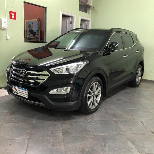 Hyundai Santa Fé 3.3 V6 24v 4p 4x4 270 Cv 7 Lugares Automáti
