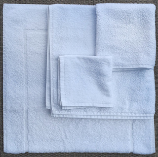 Juego De Toallas Para Baño Kit No.4