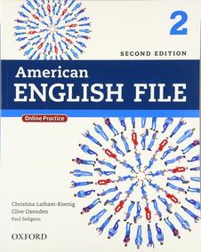 American English File Level 2 Sb + Wb Impresso