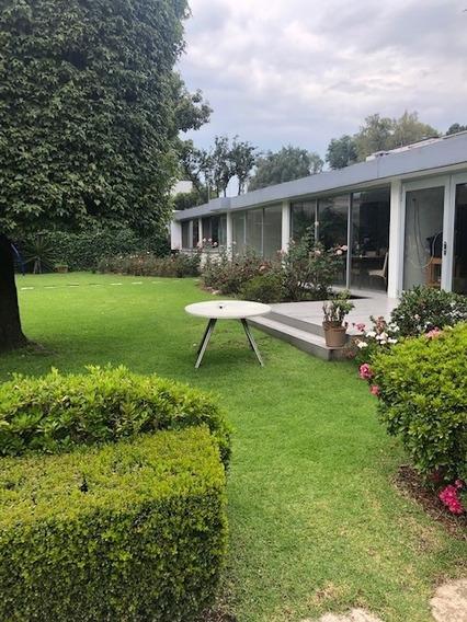 Jardines Del Pedregal Casa En Renta Recién Remodelada