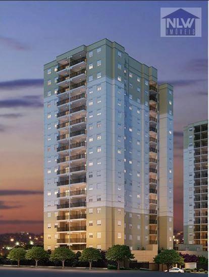 Apartamento Com 3 Dormitórios À Venda, 63 M² Por R$ 485.000 - Jardim Íris - São Paulo/sp - Ap1190