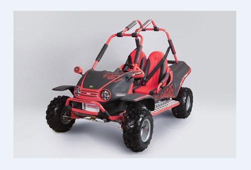 Imagem 1 de 1 de Fapinha Cross Dream - Mini Buggy Preto Vermelho