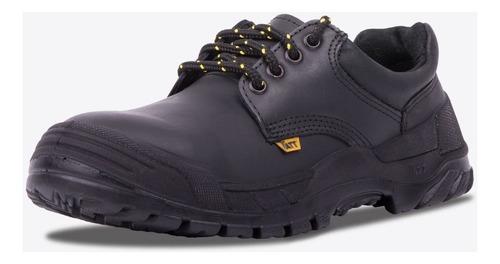 Zapato Seguridad Att Chubut Cuero Flor Suela Pu Iram 36al46
