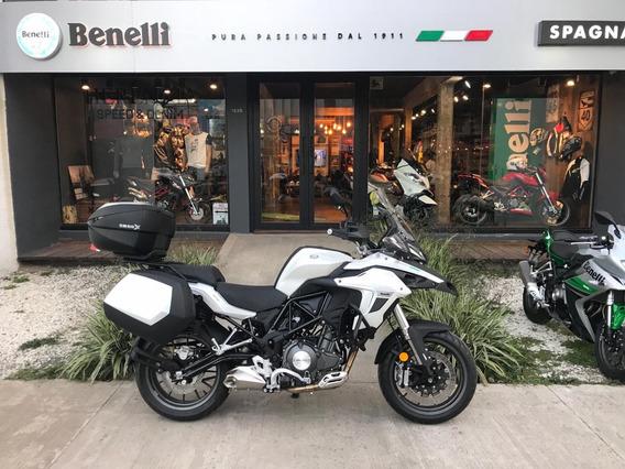 Benelli Trk 502 Abs Baules Shad Equipada - Spagna