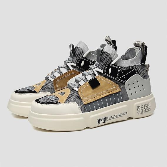 Moda Casual Zapatos Zapatillas Deportivas Para Unisex