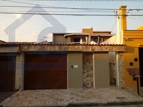 Imagem 1 de 15 de Casa Sobrado Em Parque Terra Nova  -  São Bernardo Do Campo - 5319