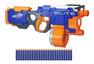 Pistola De Dardos Nerf Motorizada