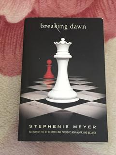 Libro Amanecer De Stephenie Meyer Saga Crepúsculocrepusculo