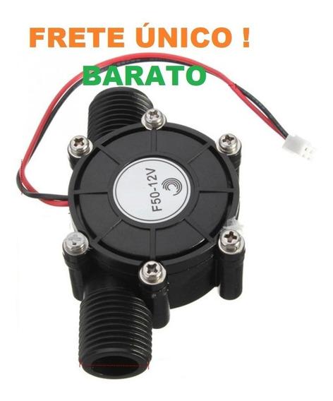 Mini Gerador Hidrelétrico 12v 10w Frete Único E Barato