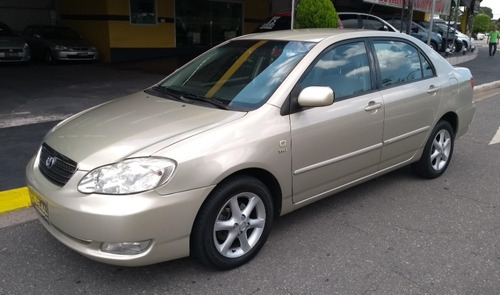 Corolla Xei 2006 (auto)1.8 S/detalhe Completo Impecável Novo