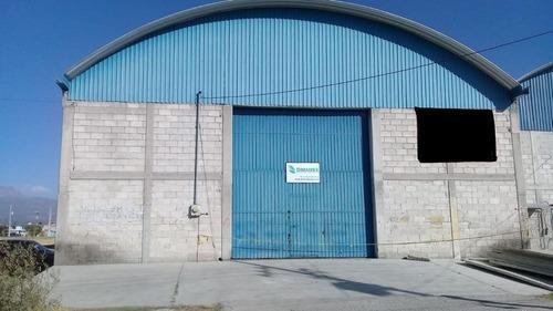 Renta De Naves Industriales Parque Papalotla