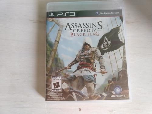 Assassin's Crees Iv Black Flag Ps3 Fisico