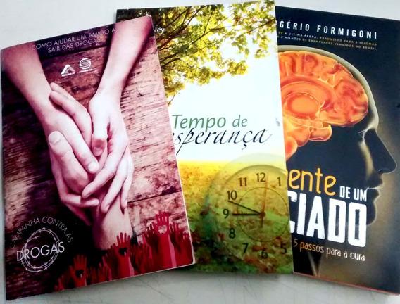 Kit Tempo De Esperança 3 Livros 574
