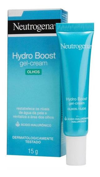Gel Creme Hidratante Para A Área Dos Olhos Neutrogena Hydro